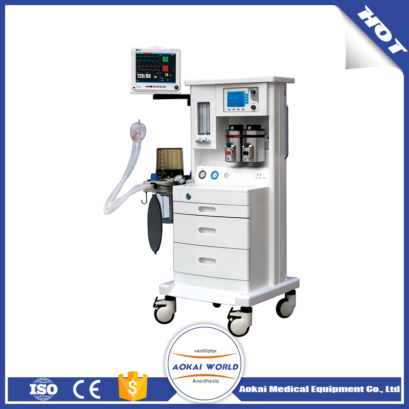 Competitive veterinary anestesia hospital machine
