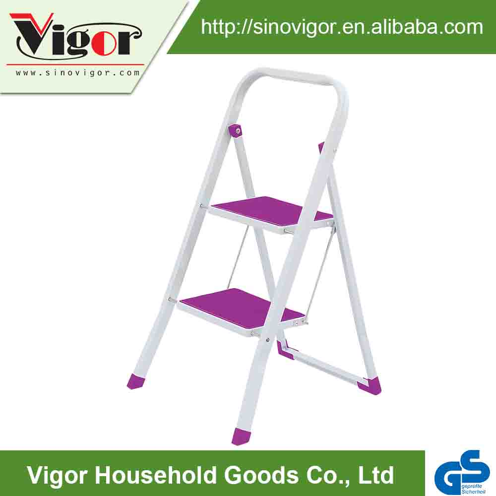 Reasonable Price High Quality Factory Direct Sale Iron Folding Step With GS Certificate