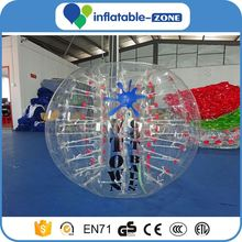 Fashionable bubble ball world cup bumper soccer ball/bubble football inflatable soccer bumper bubble
