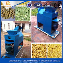 Factory Supply CE Certificated pea/bean peeling machine/soybean/green/broad bean skin remove equipment