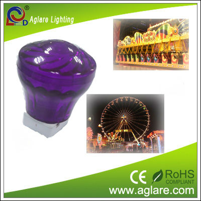 Carousel E10 amusement led lamp energy saving