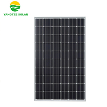 Yangtze-power 260W mono solar pv panels flat roof