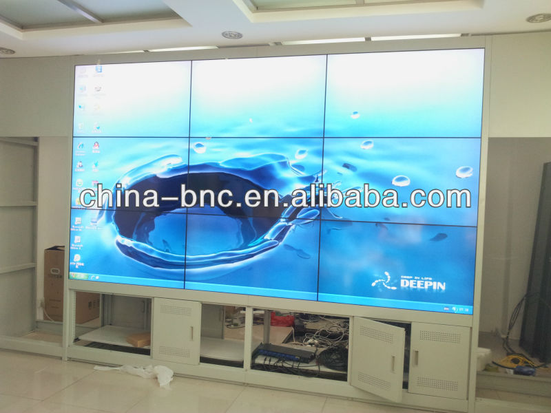 Full HD 40 inch Samsung indoor LCD flat information display screen