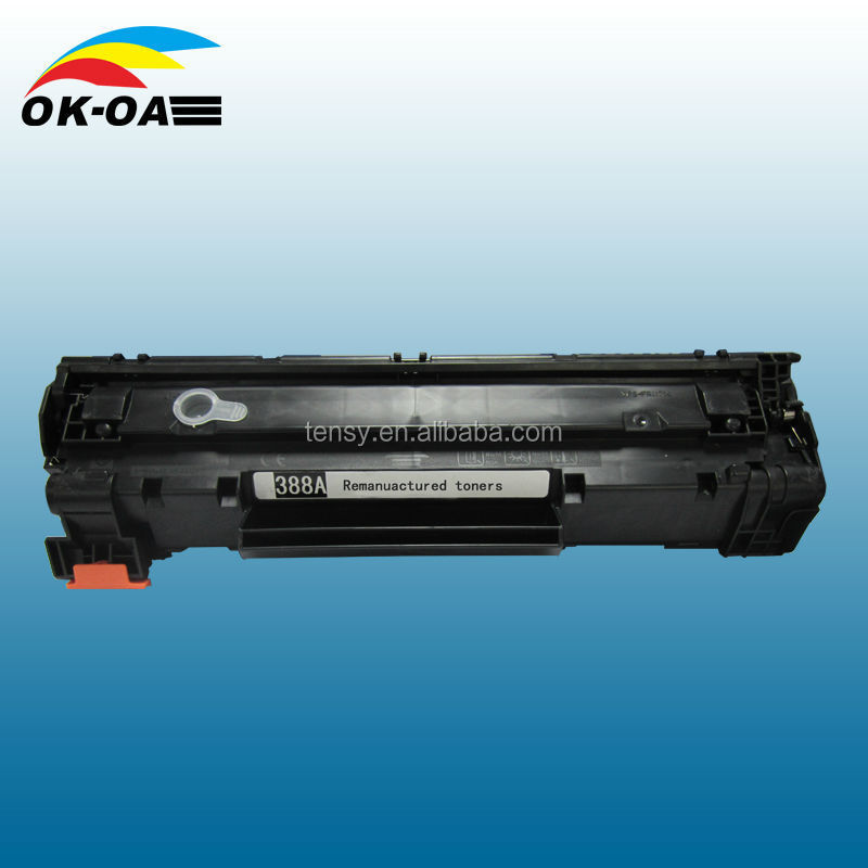 Remanufactured toners for HP 388A used for hp1008 M1136 P1108 P1106 1007