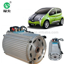 High output electric motor for cars/ shuttle bus 10kw 96v