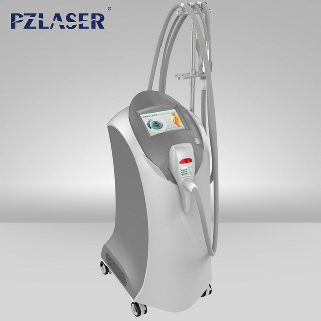meso roller for eye! Effective velasmooth velashape machine / velashape slimming machine (body, face, eyes treatment)