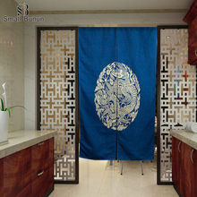 Different Kinds Of Half Decorative Printed Door Curtain