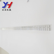 OEM ODM customized factory manufacture U slot aluminum LED light bracket lamp holder flat bar support
