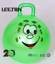 "29""/45cm/18in PVC Handle Jumping Hop Ball"