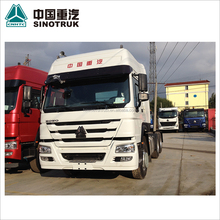 low price high quality 10 wheel SINOTRUCK 371hp used HOWO 6x4 tractor truck for sale