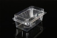 PET disposable clear plastic food container manufacturer