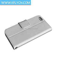 two mobile phones leather case cheap and hot selling