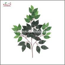 Yiwu Jiawei Arts&Crafts wholesale indoor artificial ficus leaves