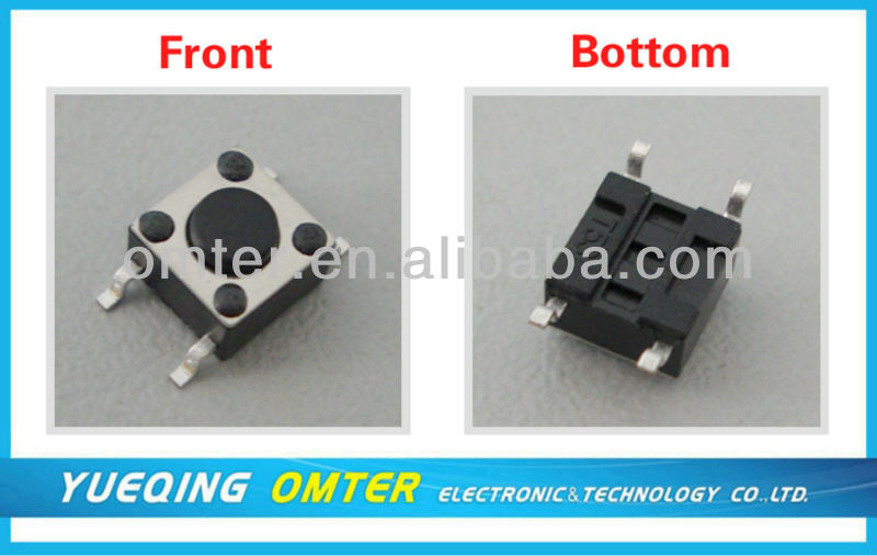 TS0641-0431b push button tact switches
