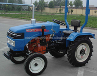 kama tractor BOTON FIAT gearbox tractor BTD1304 130hp with DEUTZ engine EPA4 and front loader