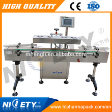 2017 most popular continuous heat sealer sealing machine