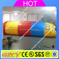 Enjoy Floating Water Play Equipment, Used Inflatable Water Blob For Sale