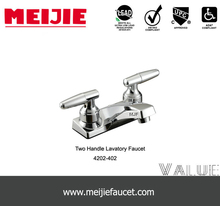 Chrome Plated Bathroom UPC cUPC CSA Lavatory Sink Faucet(4202-402)