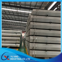 water well drill pipe/Hot dipped galvanized steel pipe from Tianjin ISO manufacturer