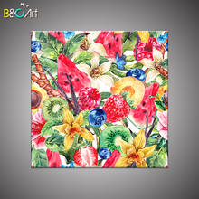 Custom self adhesive beautiful flower sticker al murad wallpaper