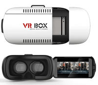 2X Movies 3D Glasses Vr 3D Box Virtual Reality 3D Box Manufacturer