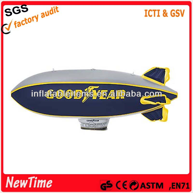 3m PVC inflatable promotional blimp for sale