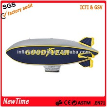 3m PVC inflatable small blimp for sale
