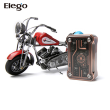 2017 Elego Exclusive 100% Original Dual Batteries Teslacigs Punk 220W Box Mod