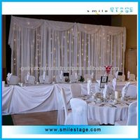photo backdrop for modern exhibition booth