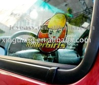 Stand to High Temperature Car Windshield Stickers
