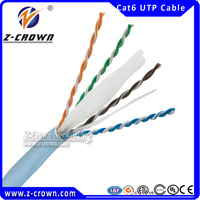 Kabel UTP 4P PVC Cat6 Solid/ Stranded Cable