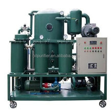 WASTE recycling Lubrication Oil Cleaning System, Lubricating Oil Purifier, Oil Purification Machine