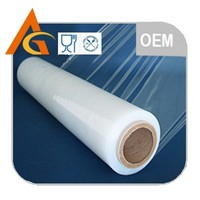 PE CLING FILM STATIC CLING VINYL FILM FOR WRAPPING PALLET