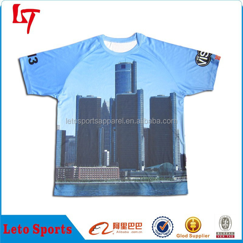 New! 2015 Hot Sale Fashion Cotton T Shirt Modern City Design Tee Clothes Tshirt Apparel For Boy&Girl