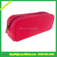 New arrival colorful waterproof silicone purse for beach ,ladies gifts