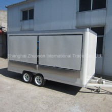 2015 Hot Sale Mobile Fruit & Frozen Yogurt & Candy Food Carts for Sale