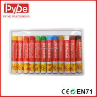 colors non toxic wax crayon ,Oil pastel for children in crayon