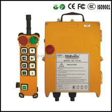 Ningbo Uting products F24-8S/D high quality wireless rf remote control on off switch