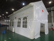 Large outdoor party tent inflatable marquee