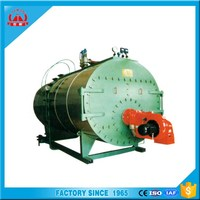 automatic oil fired laundry steam boiler