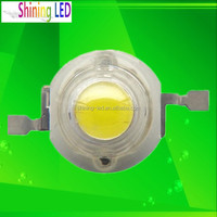 Competitive Quality Taiwan Epistar 3.0-3.4V 5000-5500K 500-700mA High Power White LED Chip 3W 2W
