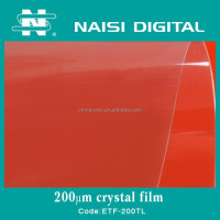 NAISI Waterproof 200mic crystal clear laminating film price