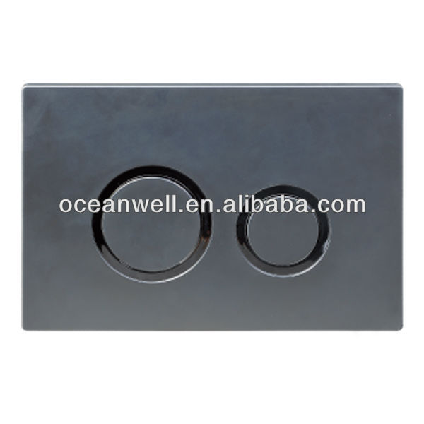ABS-chromed Dual Flush Plate for Concealed Cistern Made in China