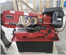 GZ4018 miter hydraulic metal cutting band saw from China factory