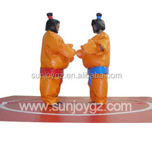 hot sale funny Fighting man costume sumo game