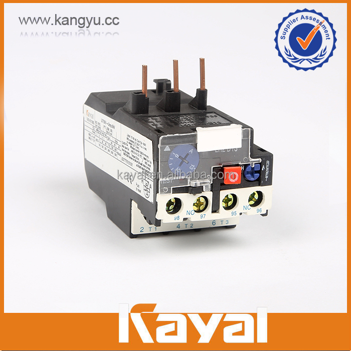 LRD13 LRD23 LRD33 rated insulation voltage 660V thermal overload relay/ protective relay/bluetooth relay