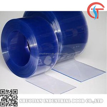 Standard soft pvc curtain strip roll