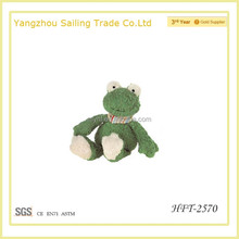 Sweet and Soft Plush stuffed animal toys small green frog toys