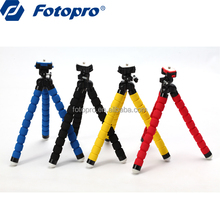Fotopro sport outdoor Sponger gorillapod Monkey Pod flexible tripod for cellphones and mirrorless camera