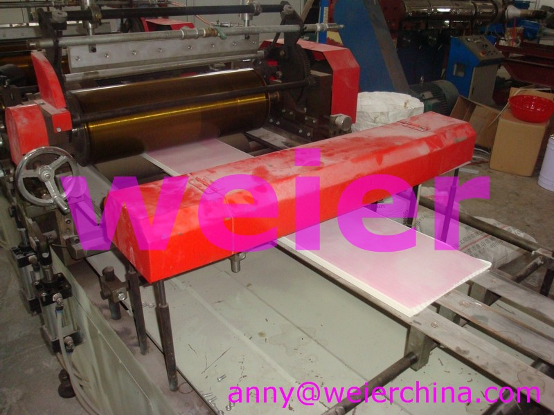 PVC Panels/ Ceiling Board/Wall Panel Production Extrusion Line